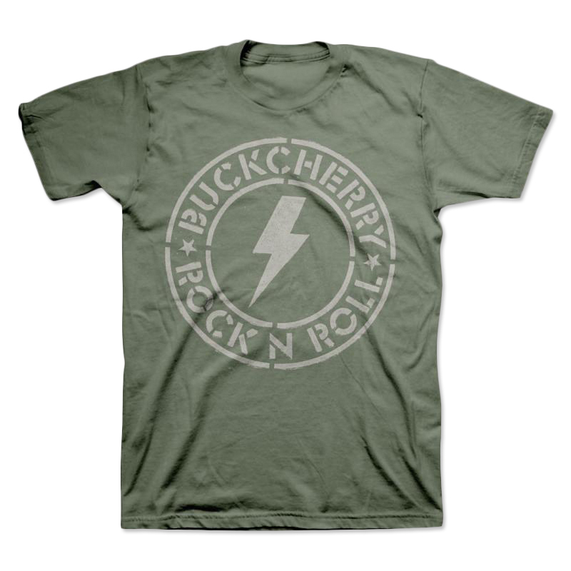 Buckcherry Rock N Roll T Shirt Shop The Musictoday