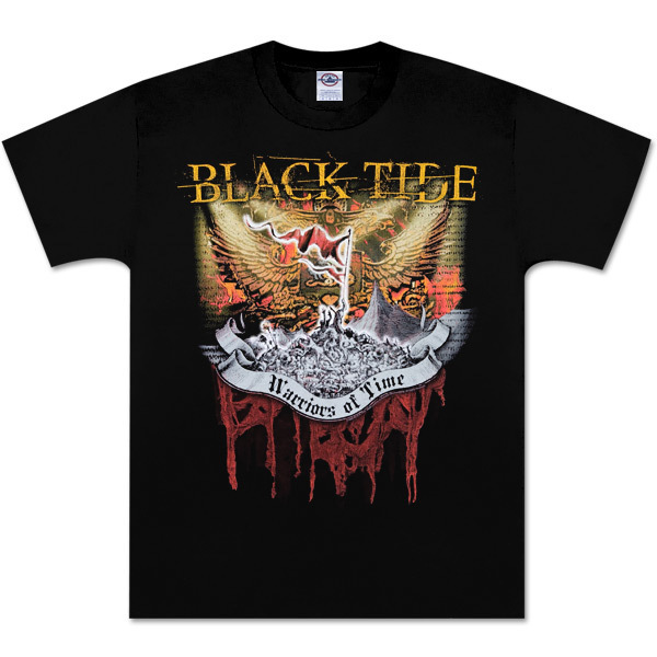 Black Tide Warriors T-Shirt