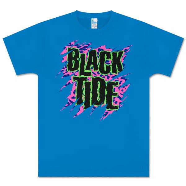 Black Tide  Bustin' Thru Tee