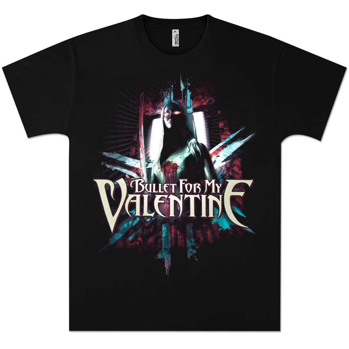 Bullet For My Valentine Womans Eyes T-Shirt