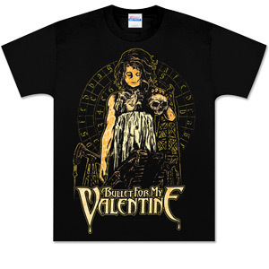 Bullet for My Valentine Children of the Night T-Shirt