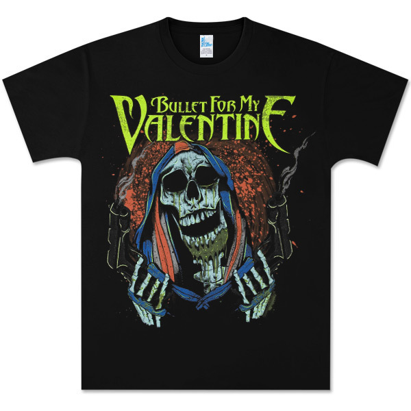 Bullet For My Valentine Legacy of Defeat T-Shirt