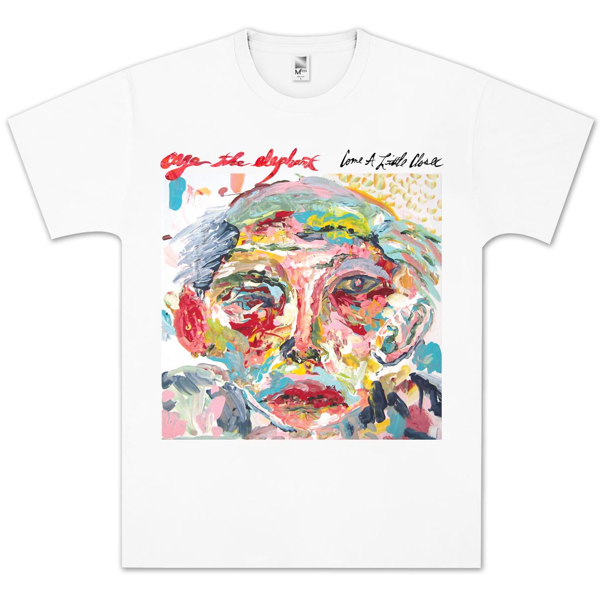 Cage The Elephant Closer T-Shirt