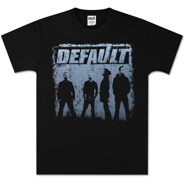 Default Black Photo Tee