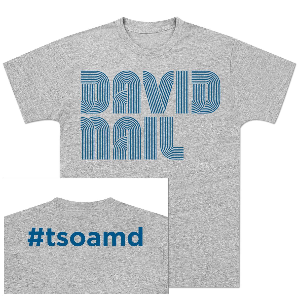 David Nail Logo T-Shirt