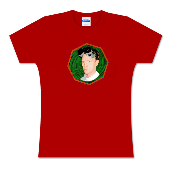 Dr. Horrible™ Fan Women's Red T-Shirt