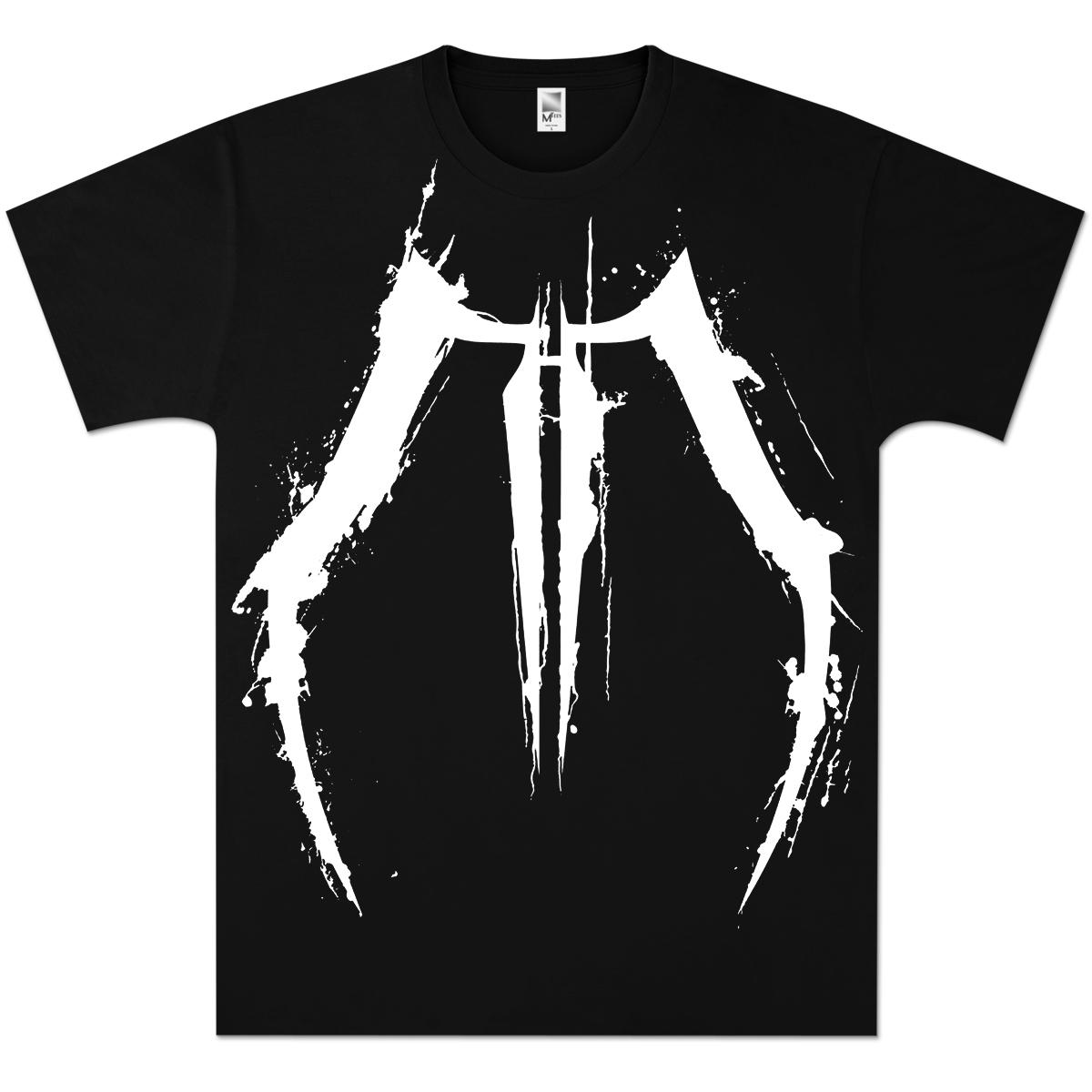 Dawn Of Ashes Claw Design T-Shirt