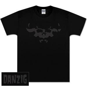Danzig Skull Stamp Tee