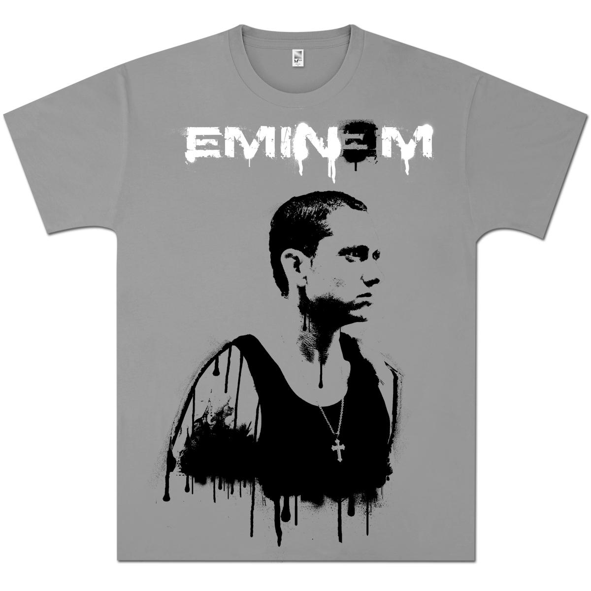 Eminem graffiti face t shirt shop the interscope official store