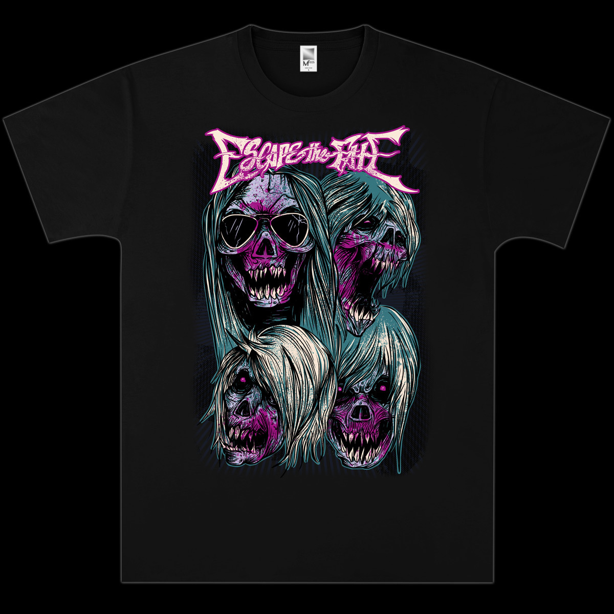 Escape the Fate Escape A.D. T-Shirt