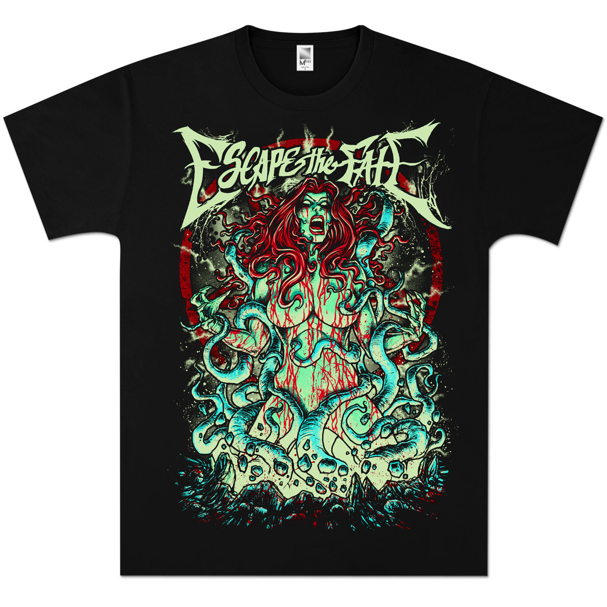 Escape the Fate Diva Nation T-Shirt