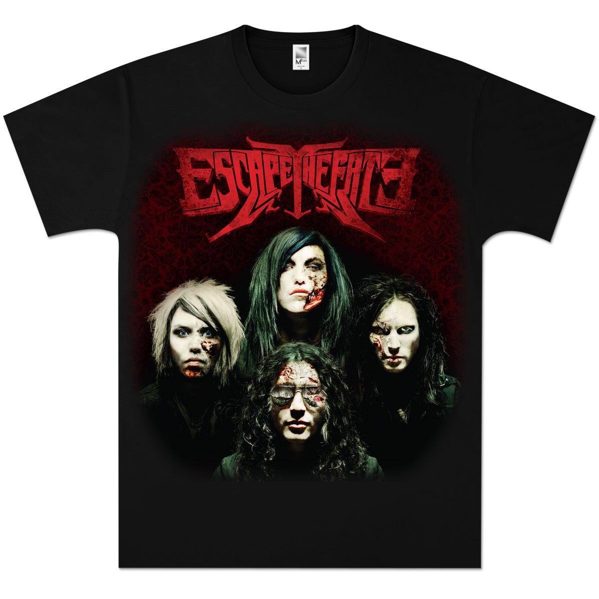 Escape The Fate Deluxe Album Cover T-Shirt