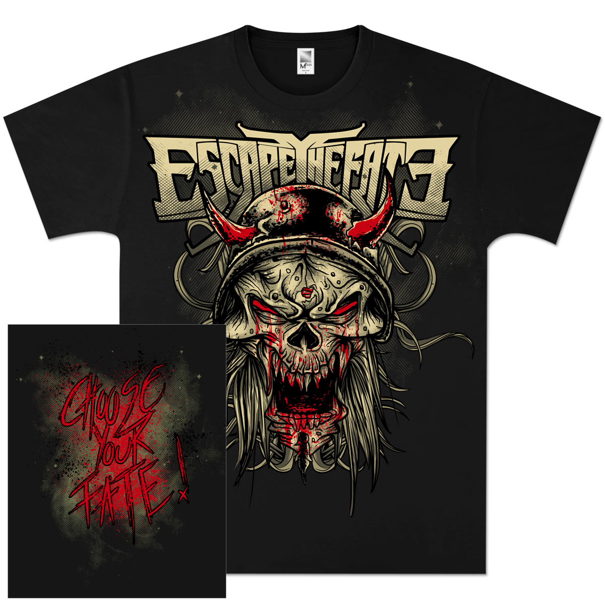 Escape The Fate The Chosen T-Shirt