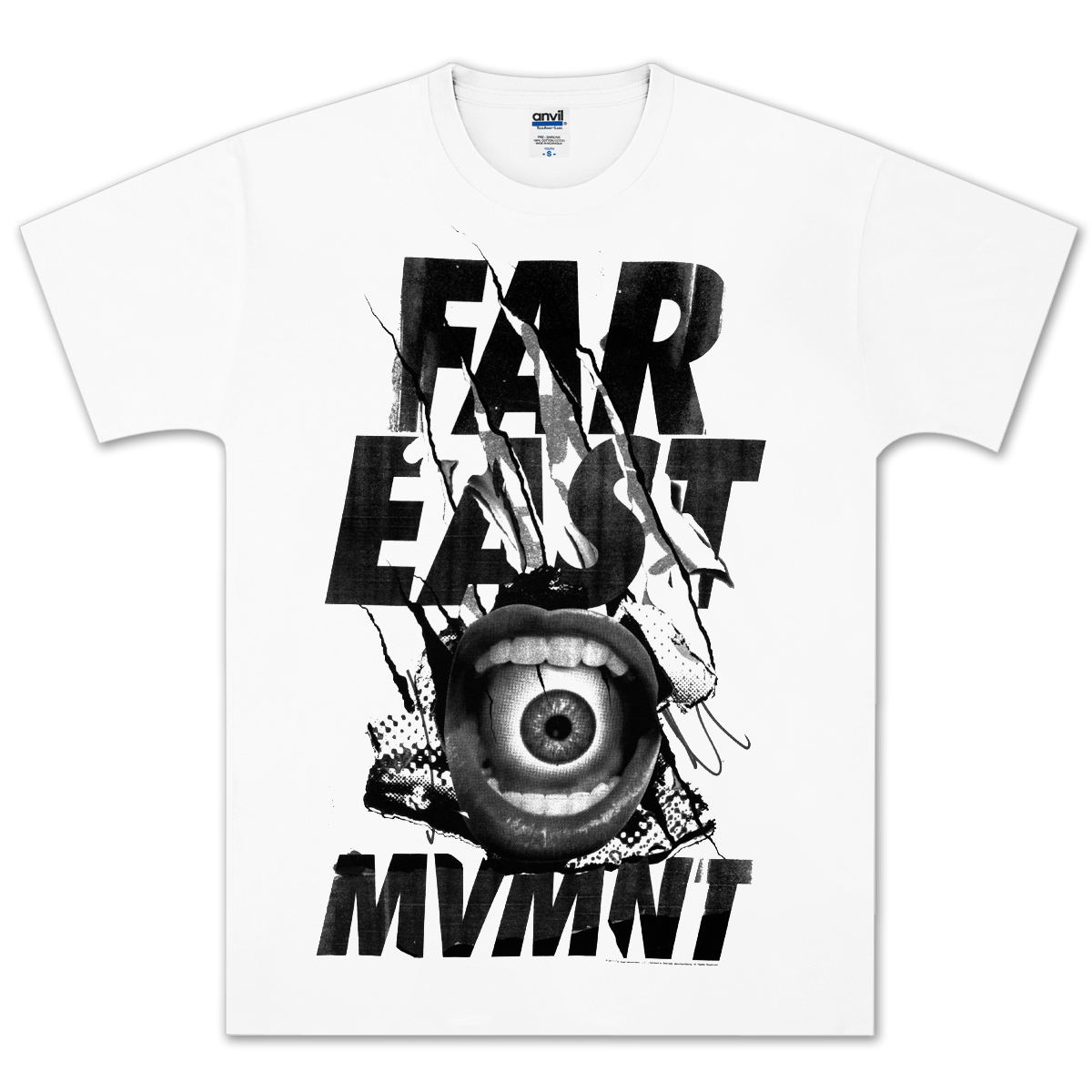 Far East Movement Eye T-Shirt