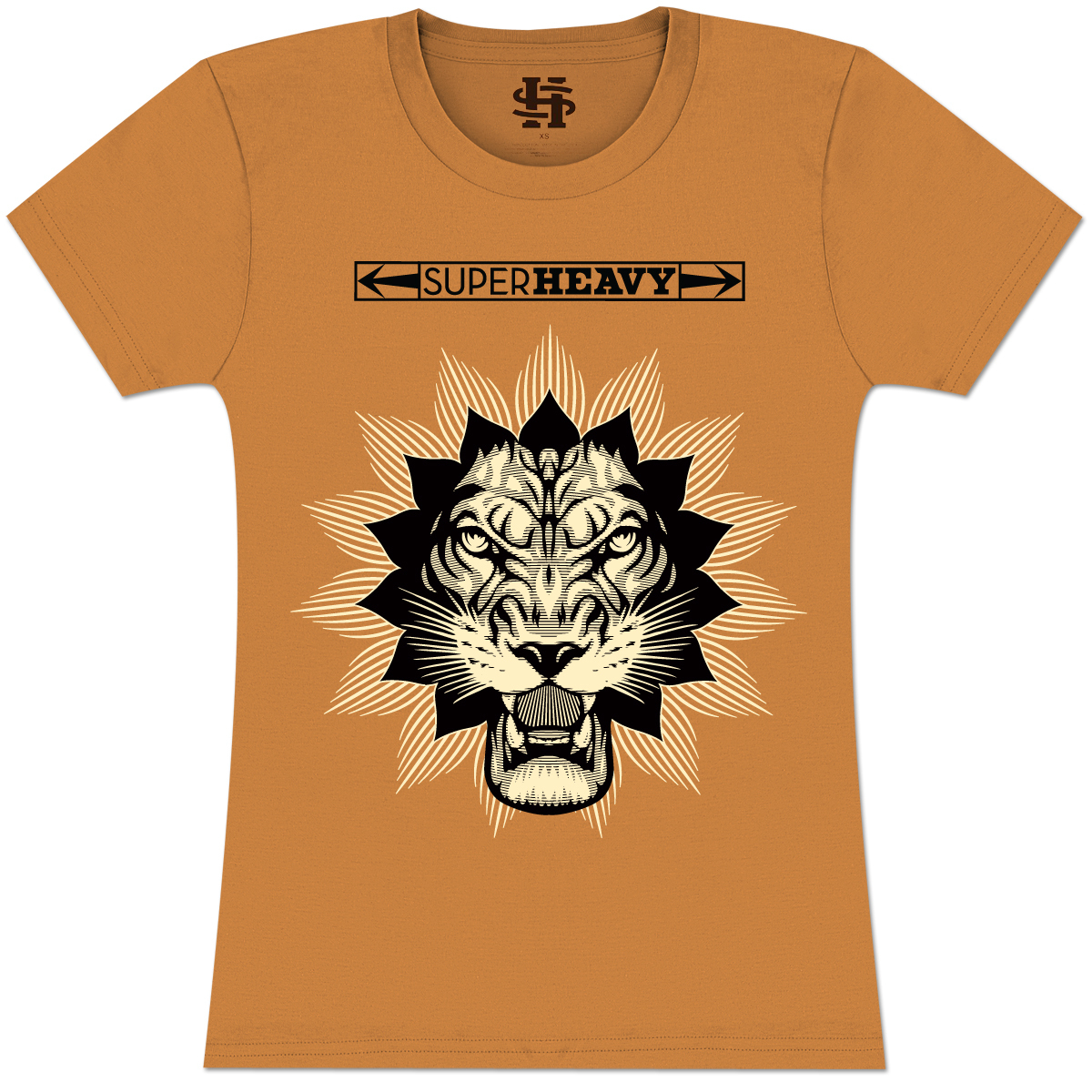 SuperHeavy Juniors Lion T-Shirt