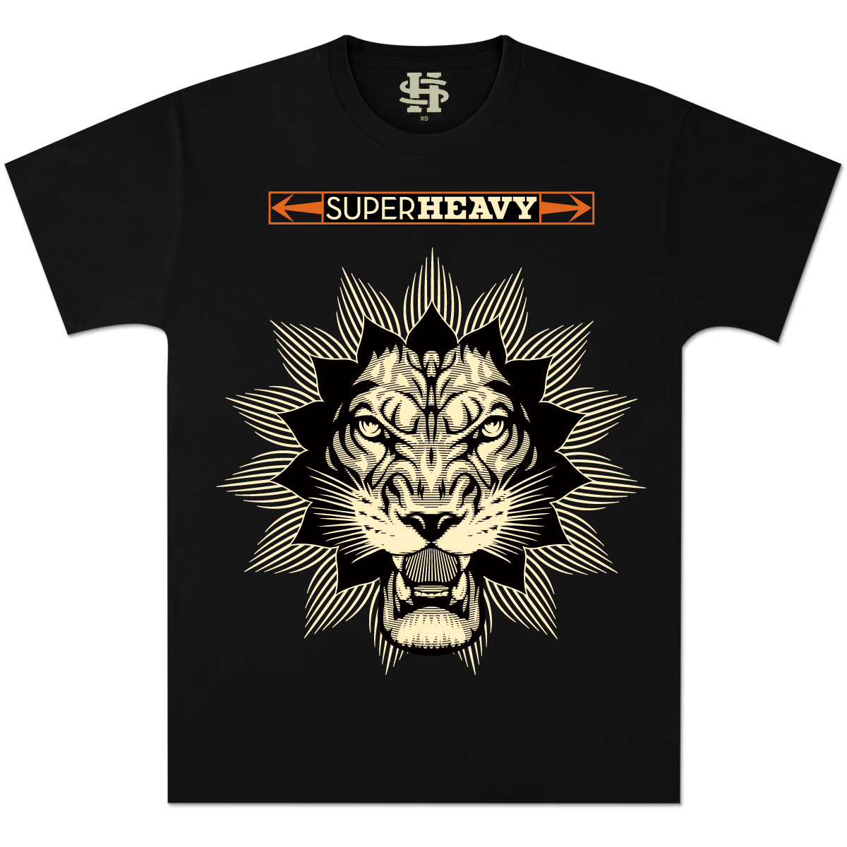 SuperHeavy Lion T-Shirt
