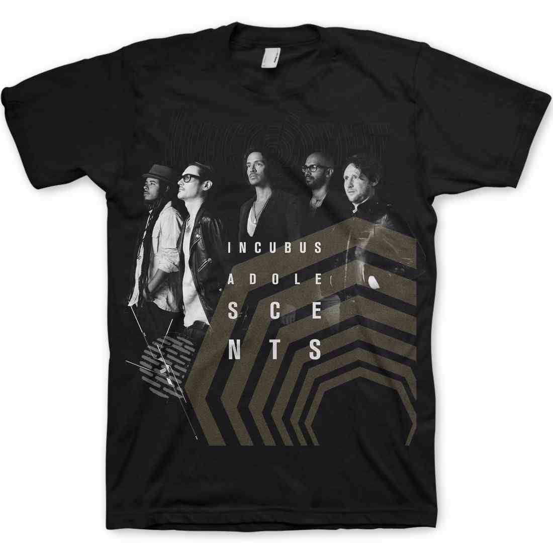 Incubus Corners T-Shirt