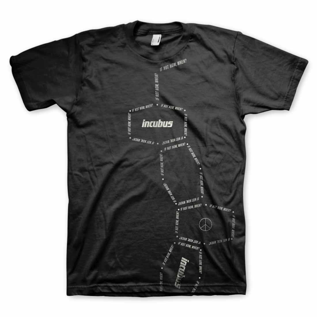 Incubus Connected T-Shirt