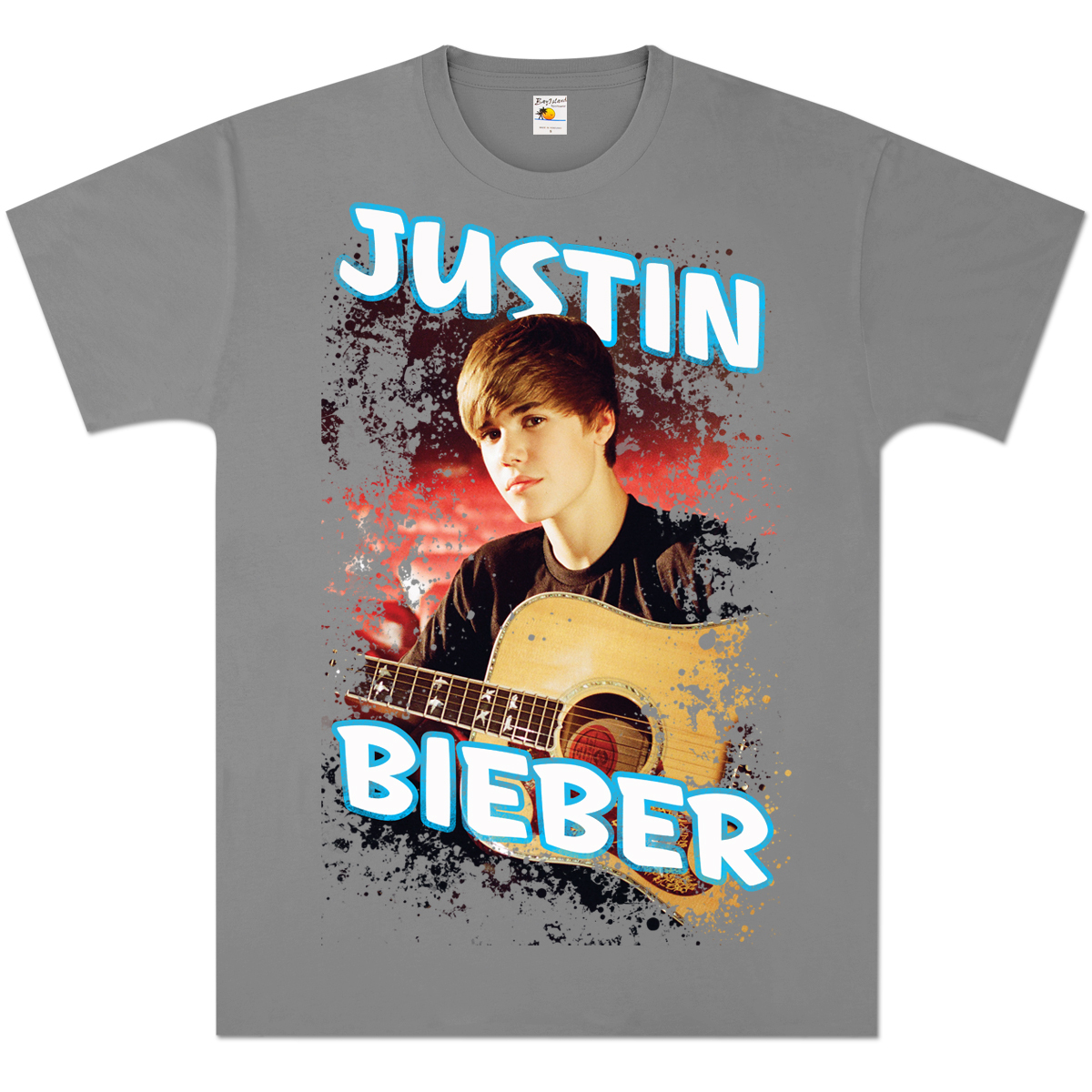 justin bieber hot t shirt musictoday superstore. Black Bedroom Furniture Sets. Home Design Ideas