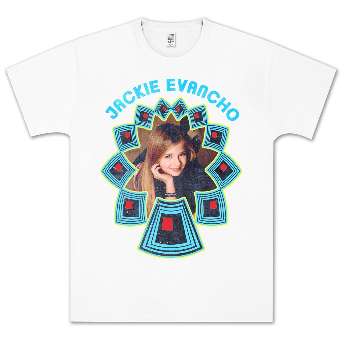 Jackie Evancho Square Circle T-Shirt