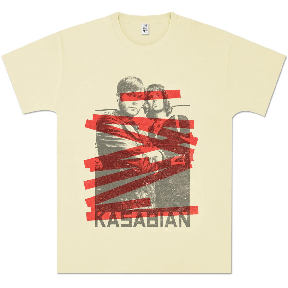 Kasabian Scenester T-Shirt