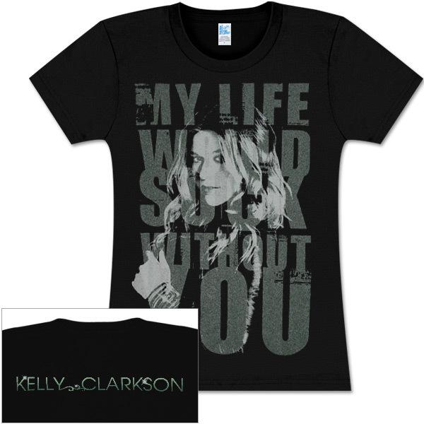 Kelly Clarkson My Life Women's T-Shirt