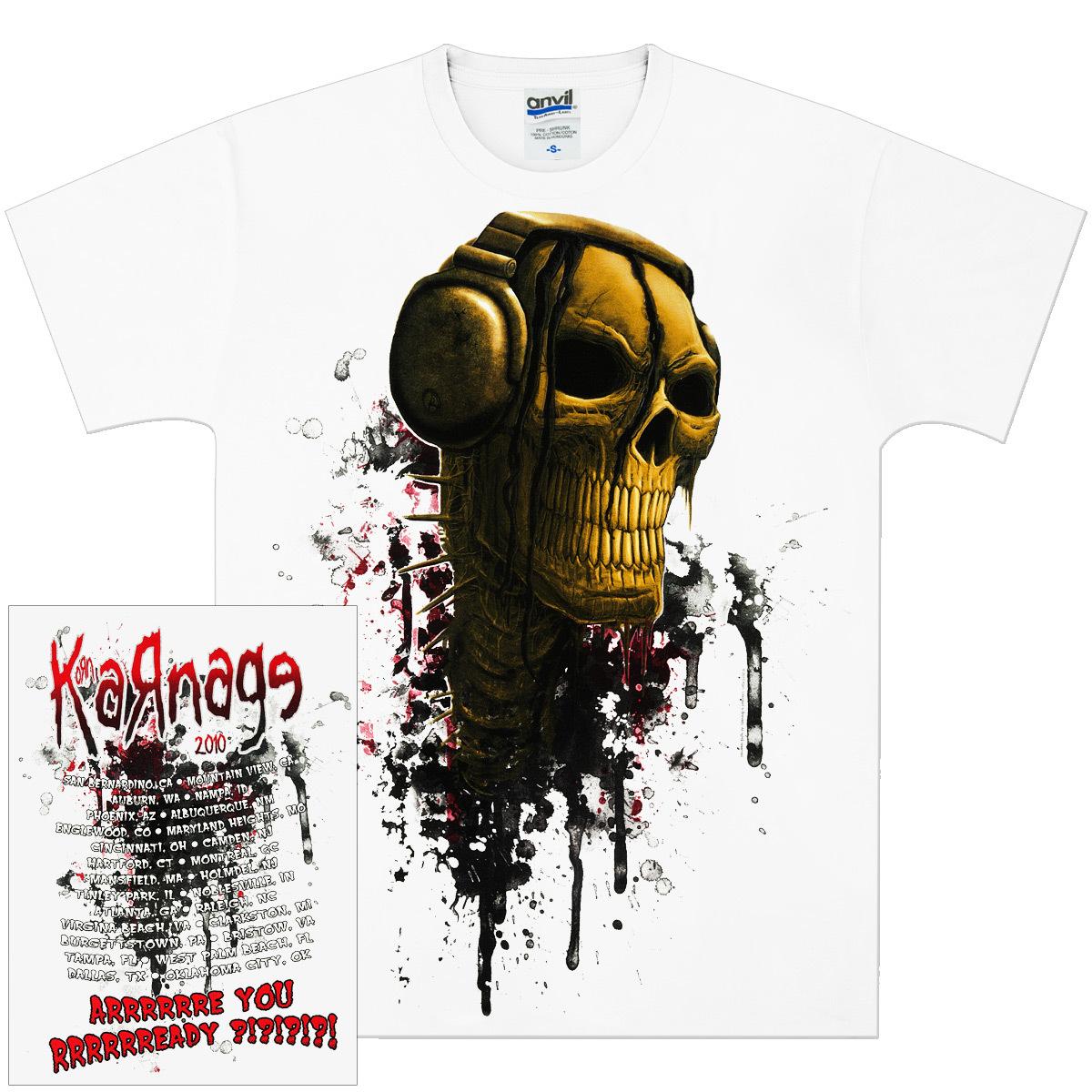 KoRn DJ Death Tour T-Shirt