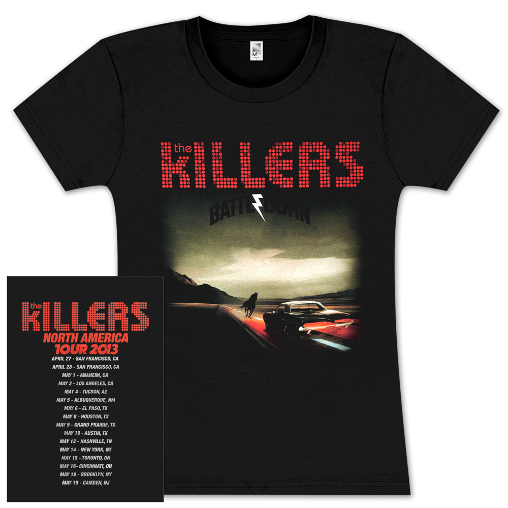 The Killers Junior T Shirt