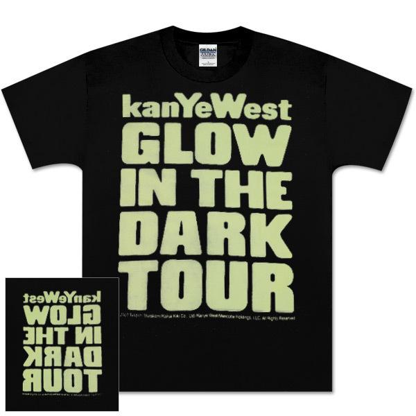 Kanye West Glow Ink Tee