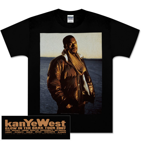 Kanye West Desert Photo T-Shirt