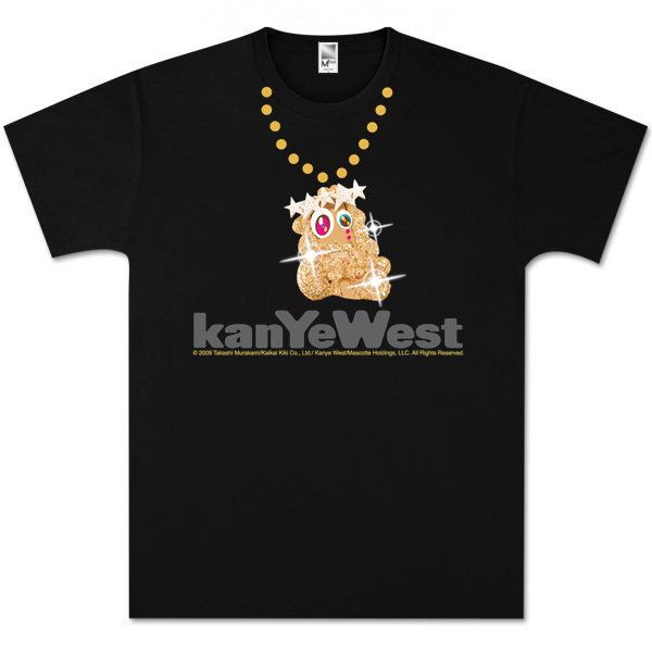 Kanye West Jewel Bear Missy Tee