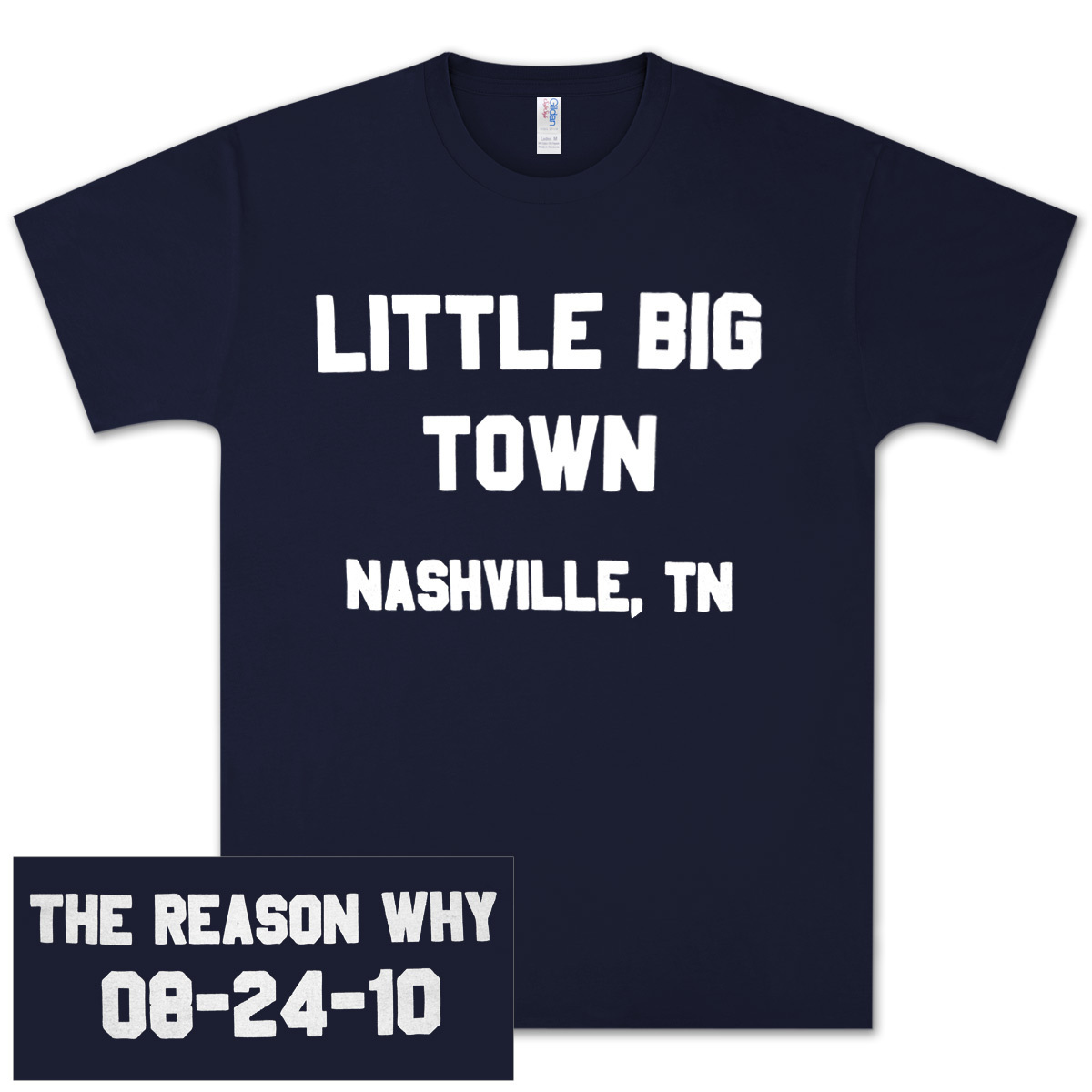 LBT Nashville Show T-Shirt