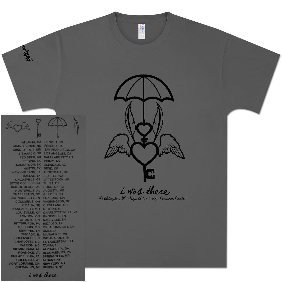 Sugarland Washington, DC Event T-Shirt