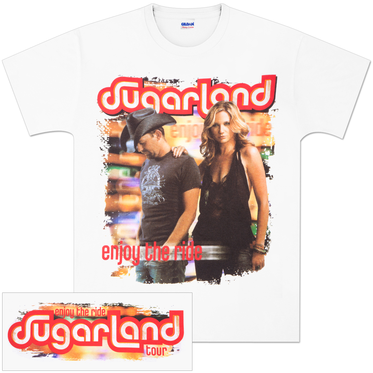 Sugarland Enjoy the Ride T-Shirt