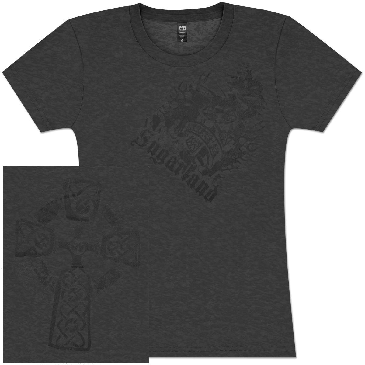 Sugarland Believe Cross Youth Girls T-Shirt