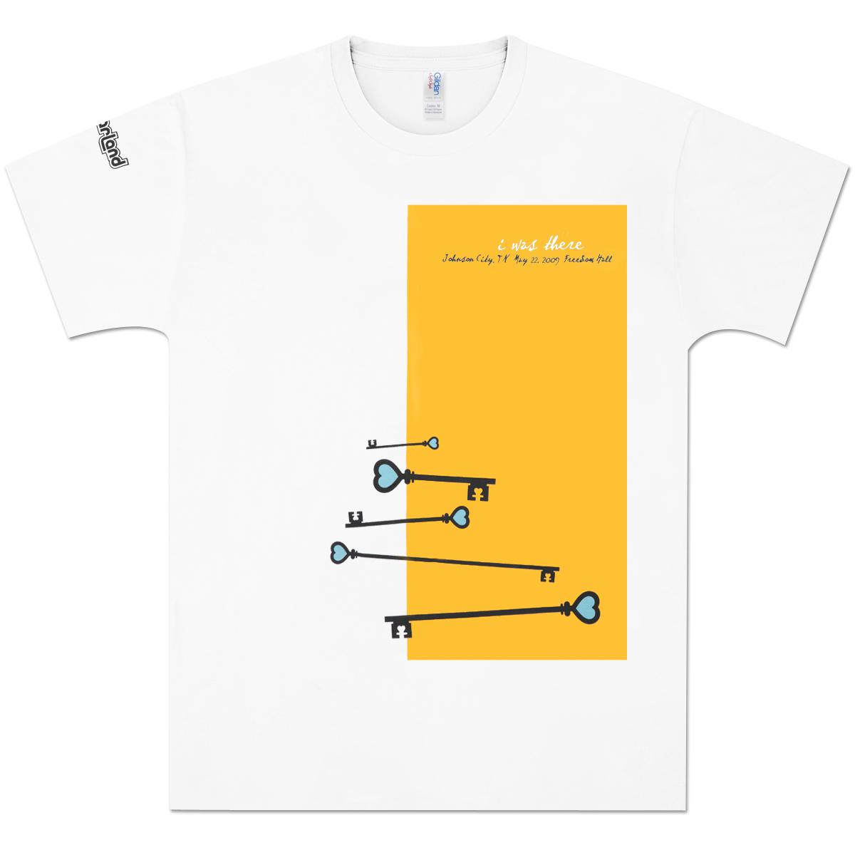 Sugarland Johnson City, TN Event T-Shirt