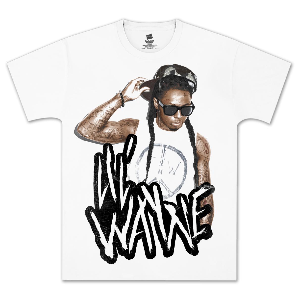 Lil Wayne Jagged Logo T-Shirt