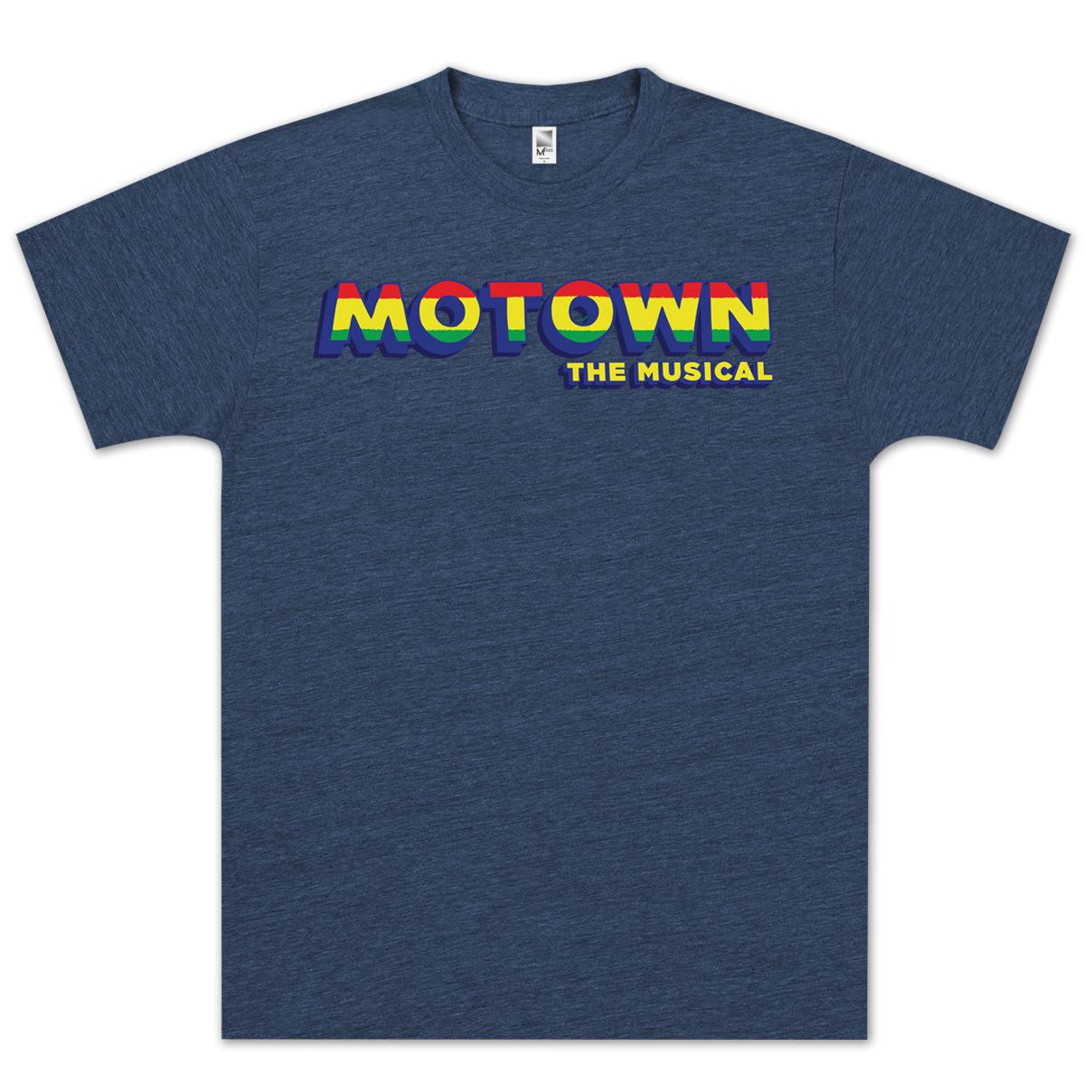 Motown The Musical Logo T-Shirt