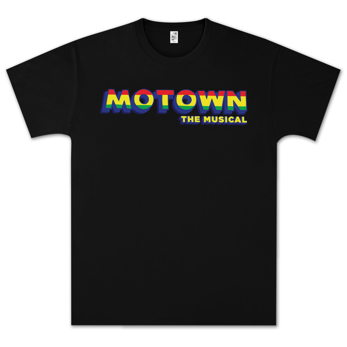 Motown The Musical Logo T Shirt Shop The Musictoday