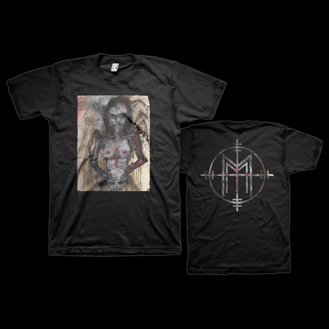 marilyn manson phobia t shirt shop the musictoday. Black Bedroom Furniture Sets. Home Design Ideas
