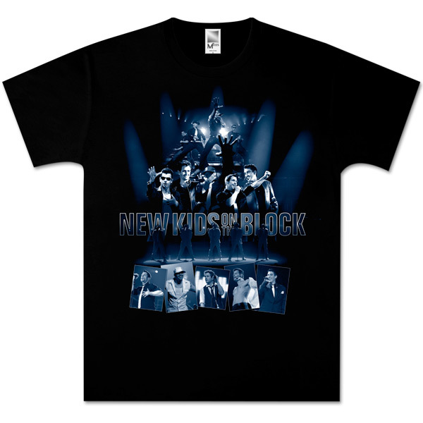 New Kids on the Block Coming Home T-Shirt