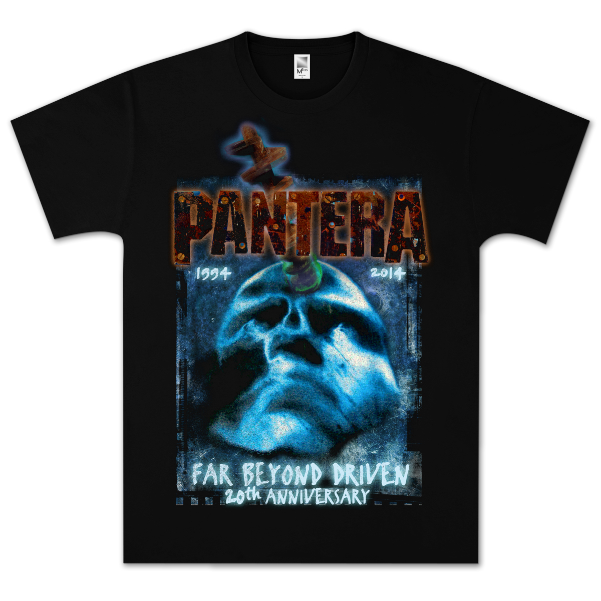 Pantera Far Beyond Driven 20th Anniversary T-Shirt