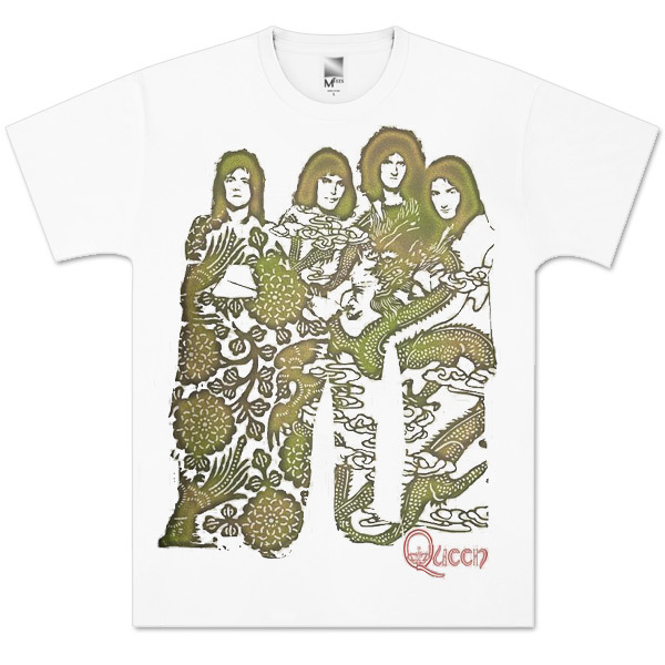 Queen Oriental Pattern T-Shirt