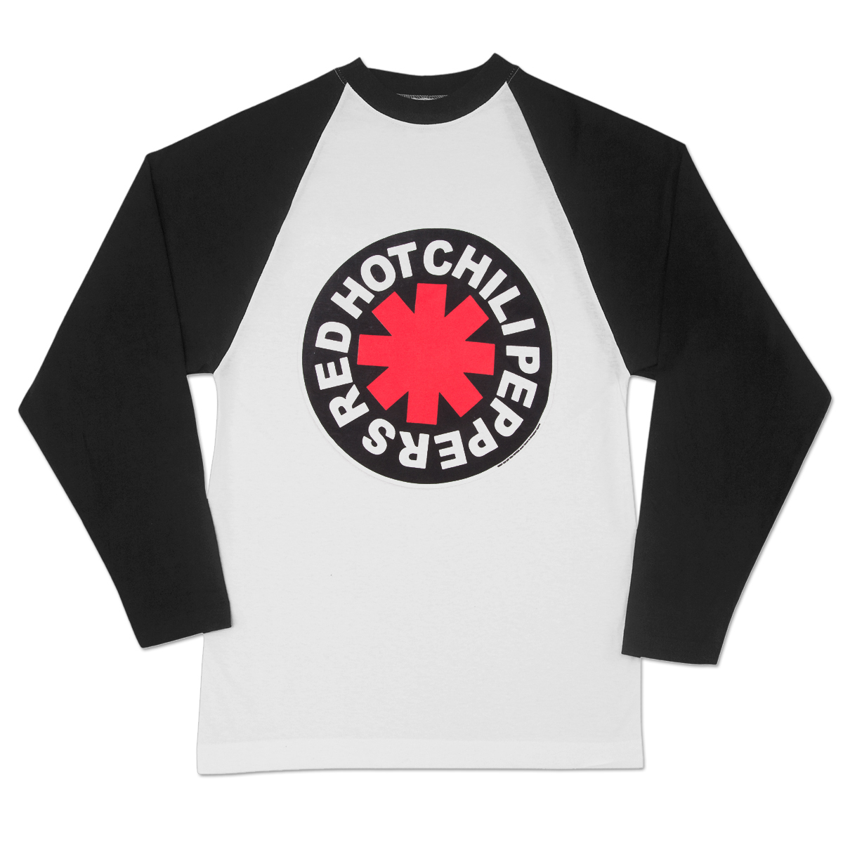 Red Hot Chili Peppers Asterisk Raglan