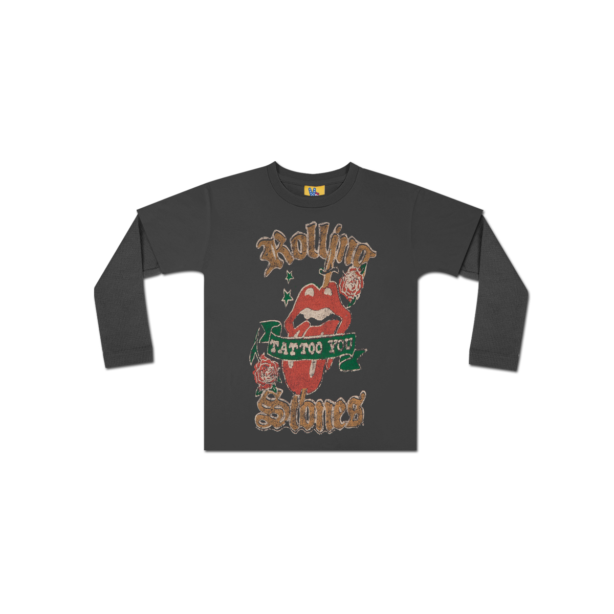 Rolling Stones Tattoo You Infant Twofer T-Shirt