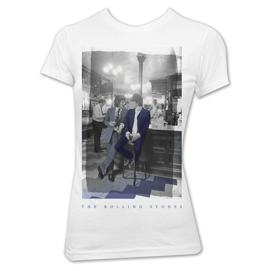 Rolling Stones Women's Mick & Keith T-Shirt