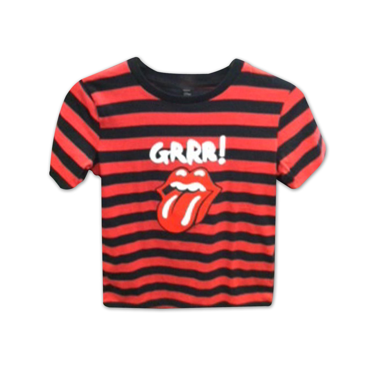 Rolling Stones GRRR! Baby Stripes