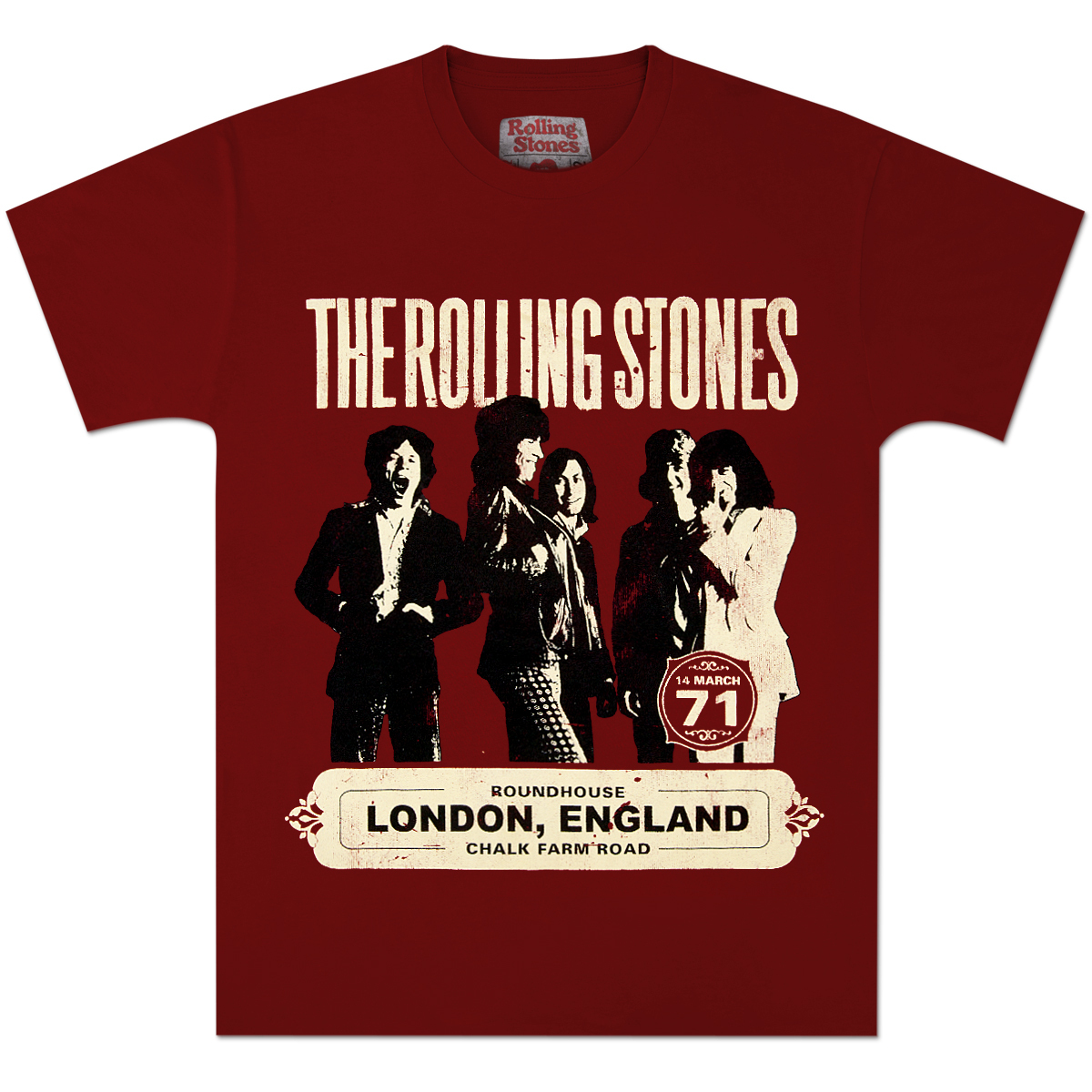 Vintage rolling stones tshirt adult webcam movies for Best selling t shirts on etsy