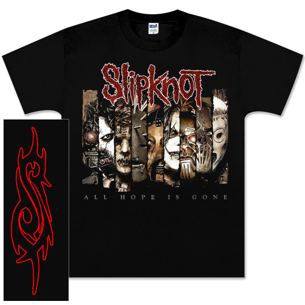Slipknot Exclusive Fractions T-Shirt