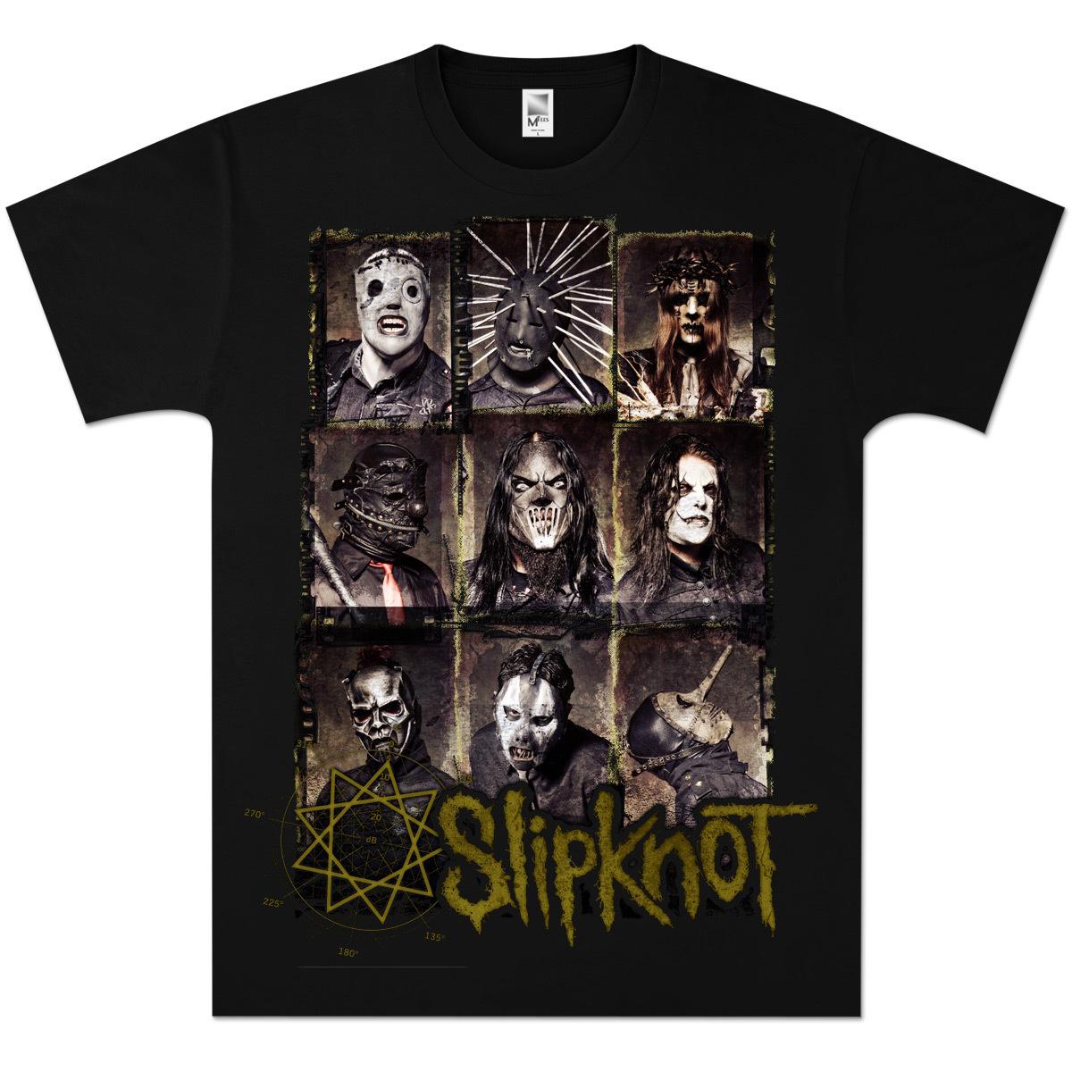 Slipknot 9 Frames T-Shirt